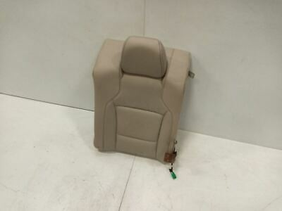 2010 FORD TAURUS REAR LEFT SEAT BACK REST UPPER CUSHION OEM 79909