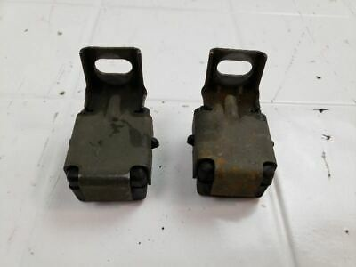 1997-2004 2002 FORD F150 AC CONDENSER BRACKETS SUPPORTS OEM 56017