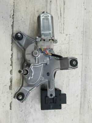 2006-2008 HUMMER H3 TAILGATE LIFTGATE WINDOW WIPER MOTOR OEM 130352