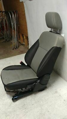 12-13 FORD FIESTA Driver Front Seat Bucket Air Bag Adjustable Headrest OEM 50089
