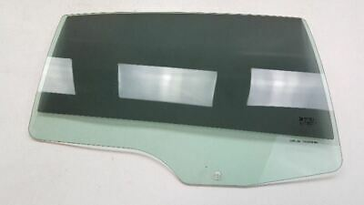 2008-2012 2011 CHEVY MALIBU REAR RIGHT DOOR WINDOW GLASS OEM 25312