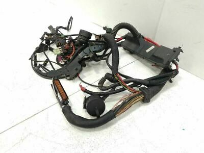 2000 BMW 740IL ENGINE WIRE HARNESS OEM 63987