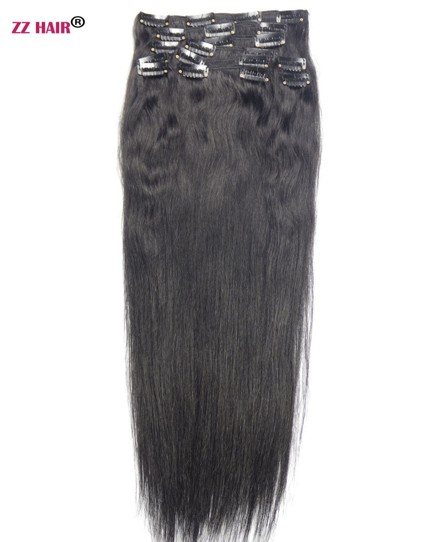 "16""-24""  Remy Hair 10pcs Set"