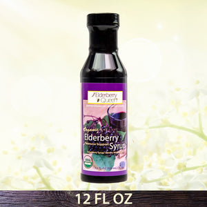 Wholesale Organic Elderberry Syrup