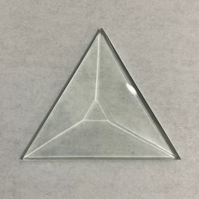2 x 2 x 2 triangle bevel