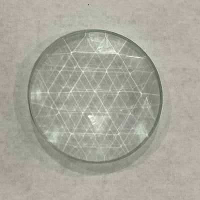 30mm crystal faceted jewel (high)
