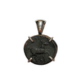 Alexander Greek Bronze Horse Coin