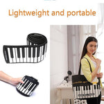 Best gift - hand roll portable piano(buy 2 get 10% off)