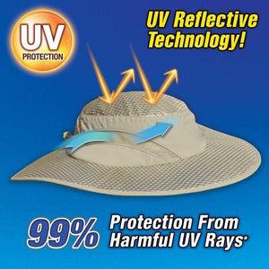 50% OFF TODAY!!! - ❄Arctic Hat Sunscreen Cooling Hat❄
