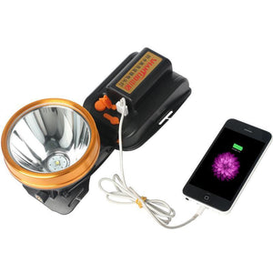 (Buy 2 Free Shipping)Super Bright Headlamp Rechargeable LED Spotlight