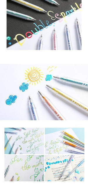 Wholesale Promotion Buy More Save More-LSZDP Gel Pens for Adult Coloring Books