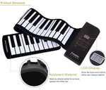 Best gift - Hand Roll Portable Electric Piano