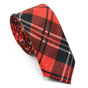 Mens Skinny Ties 5cm Narrow Neck TieCasual Party Business Groom Ties Print Striped Plaid Necktie, 200pcs