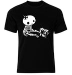 Luckyz Black T-Shirt (XXL)