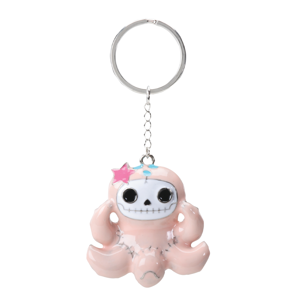 Octopee Key Chain