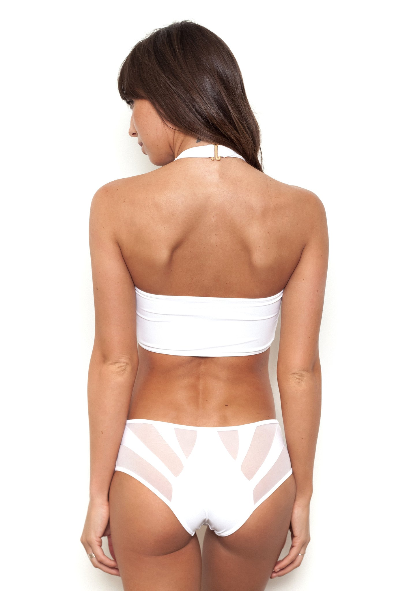 The Amalfi Cropped Bottom