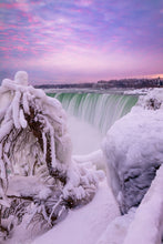 Load image into Gallery viewer, 'Frozen Niagara, pt. 2'