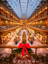 Load image into Gallery viewer, 'Old Arcade at Christmas'