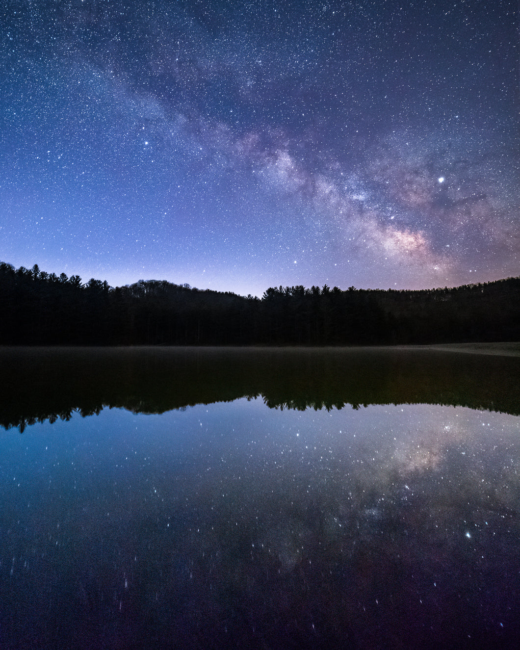 'Galactic Reflections'