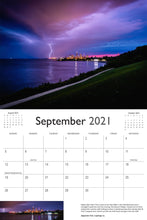 "Load image into Gallery viewer, 2021 'Ohio - Portrait of a Year' - 12""x9"" full gloss calendar"
