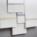 Lines Embroidered Sheet Sets