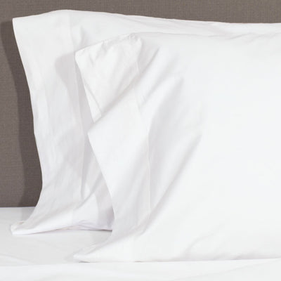 Soft White 400 Thread Count Pillow Case