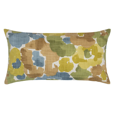 Autumn Blooms Throw Pillow