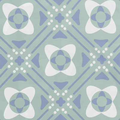 Porcelain Balboa Fabric Swatch