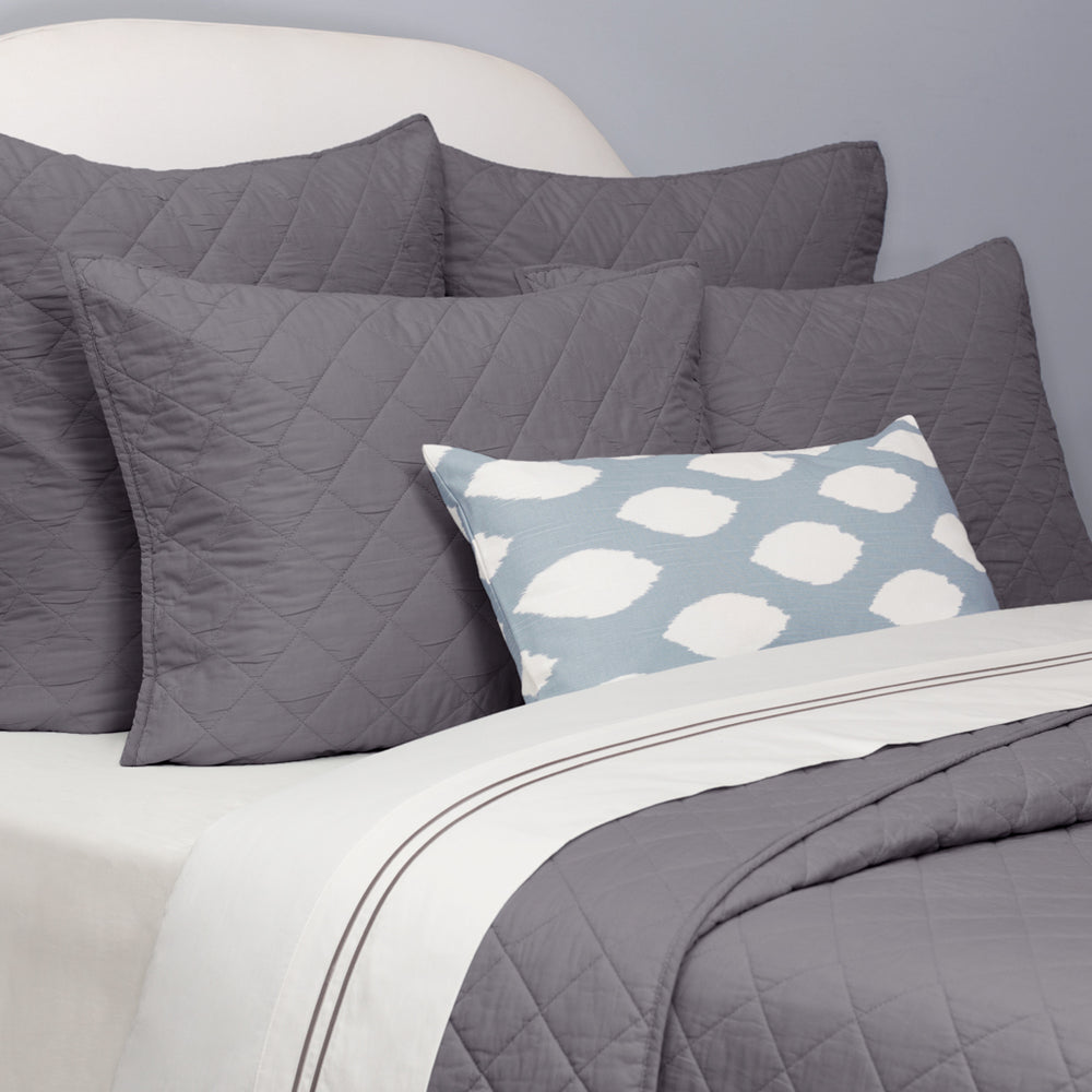 d1f4de5dd3 The Grey Lines Embroidered Sheet Set Bedroom inspiration and bedding ...