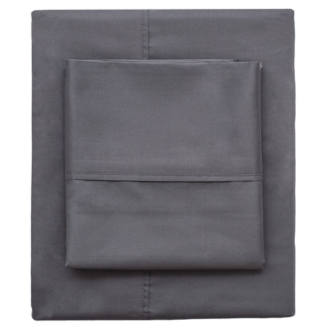 The Charcoal Grey 400 Thread Count Sheets