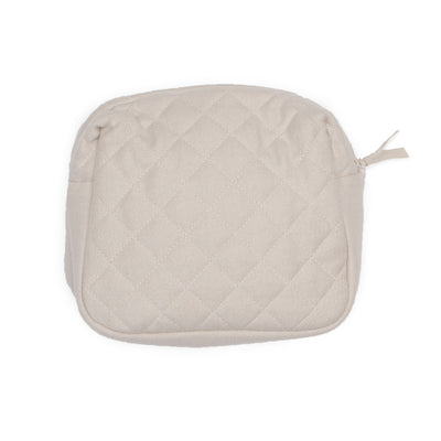 Bedroom inspiration and bedding decor | The Classic Quilted Cosmetic Pouch Duvet Cover | Crane and Canopy