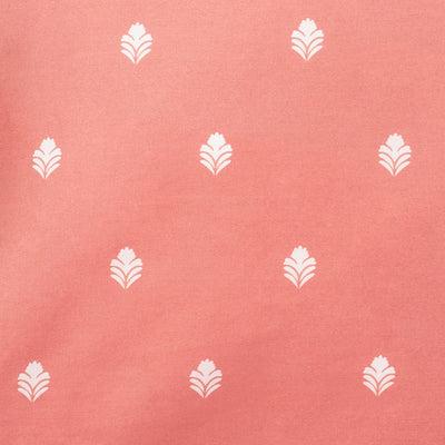 Coral Flora Swatch