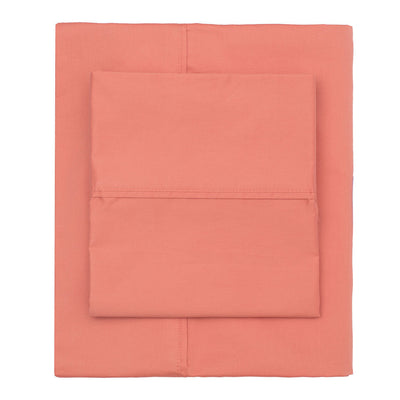 Coral 400 Thread Count Fitted Sheet