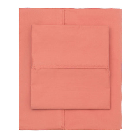 Bedroom inspiration and bedding decor | The Coral 400 Thread Count Sheets | Crane and Canopy