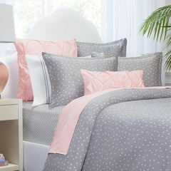 Bedroom inspiration and bedding decor | The Elsie Grey | Crane and Canopy