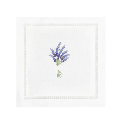 Bedroom inspiration and bedding decor | The Embroidered Hemstitched Lavender Sachet Duvet Cover | Crane and Canopy