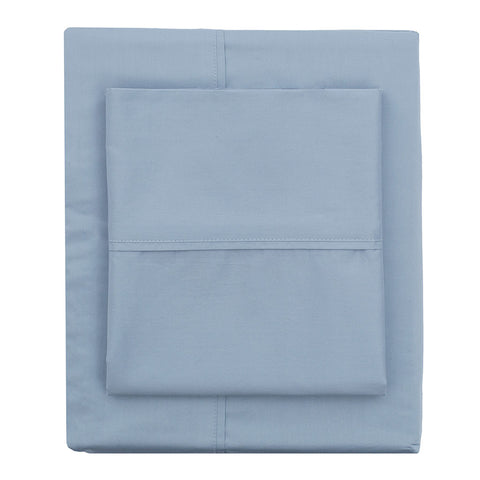 Bedroom inspiration and bedding decor | The French Blue 400 Thread Count Sheets | Crane and Canopy