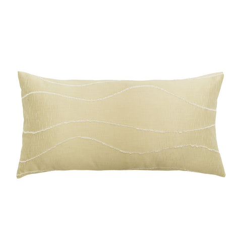 Bedroom inspiration and bedding decor | The Gold Waves Throw Pillow | Crane and Canopy