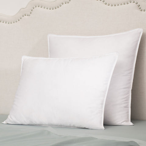 Bedroom inspiration and bedding decor | The Classic Feather Pillow Duvet Cover | Crane and Canopy