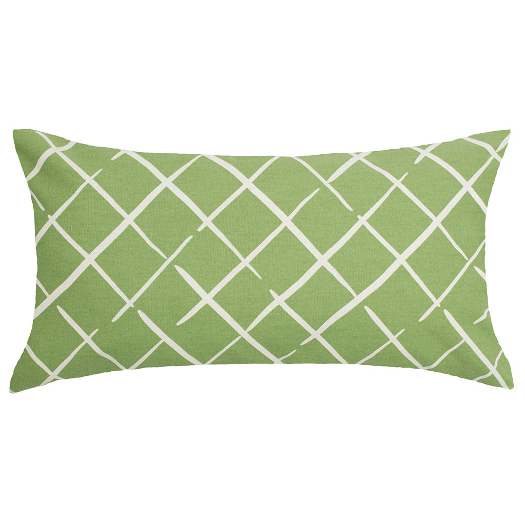 Bedroom inspiration and bedding decor | The Green Diamonds Throw Pillows | Crane and Canopy