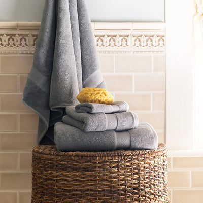 Classic Taupe Hand Towel