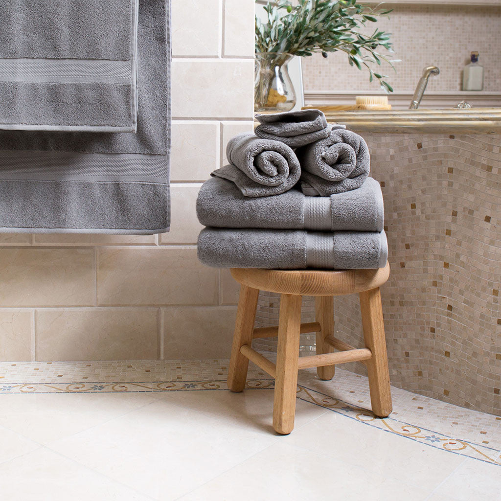 Bedroom inspiration and bedding decor   The Classic Grey Towels Duvet Cover   Crane and Canopy & Grey Towels   The Classic Grey Towels   Crane u0026 Canopy