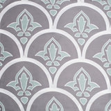 Grey Clementina Fabric Swatch