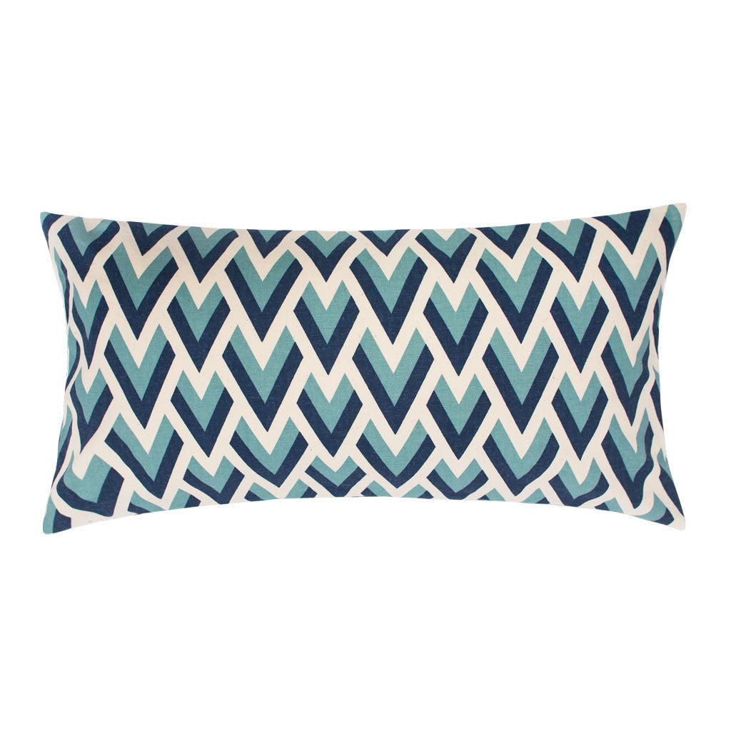 Blue And Teal Pillows Part - 20: Bedroom Inspiration And Bedding Decor | The Blue Peacock Throw Pillows |  Crane And Canopy