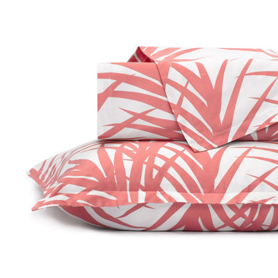 Bedroom inspiration and bedding decor | Coral Laguna Duvet Cover Duvet Cover | Crane and Canopy