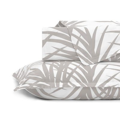 Dove Grey Laguna Duvet Cover