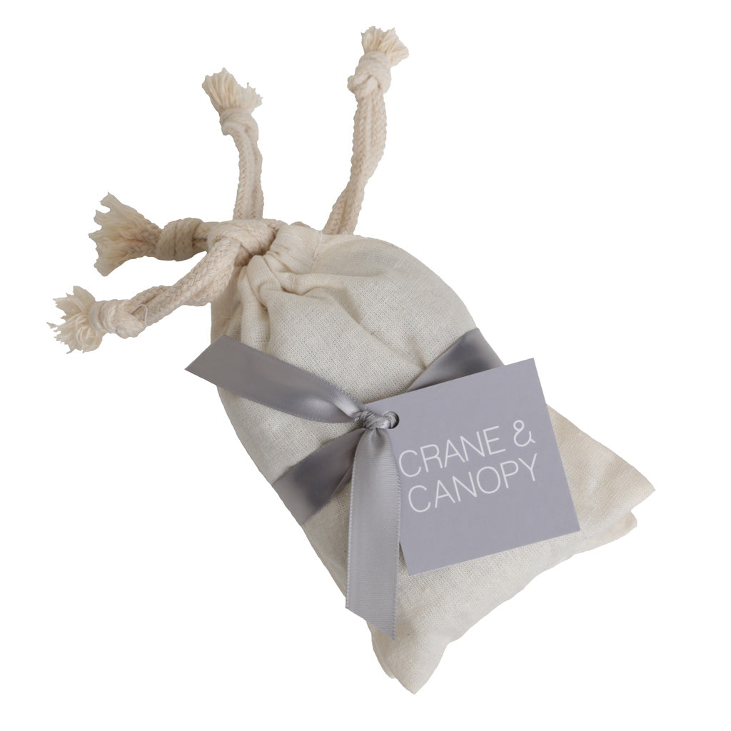 Bedroom inspiration and bedding decor | Lavender Laundry Sachets | Crane and Canopy