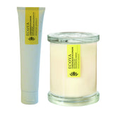Lemongrass & Ginger Soy Candle & Lotion Set