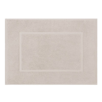 Light Beige Bath Mat