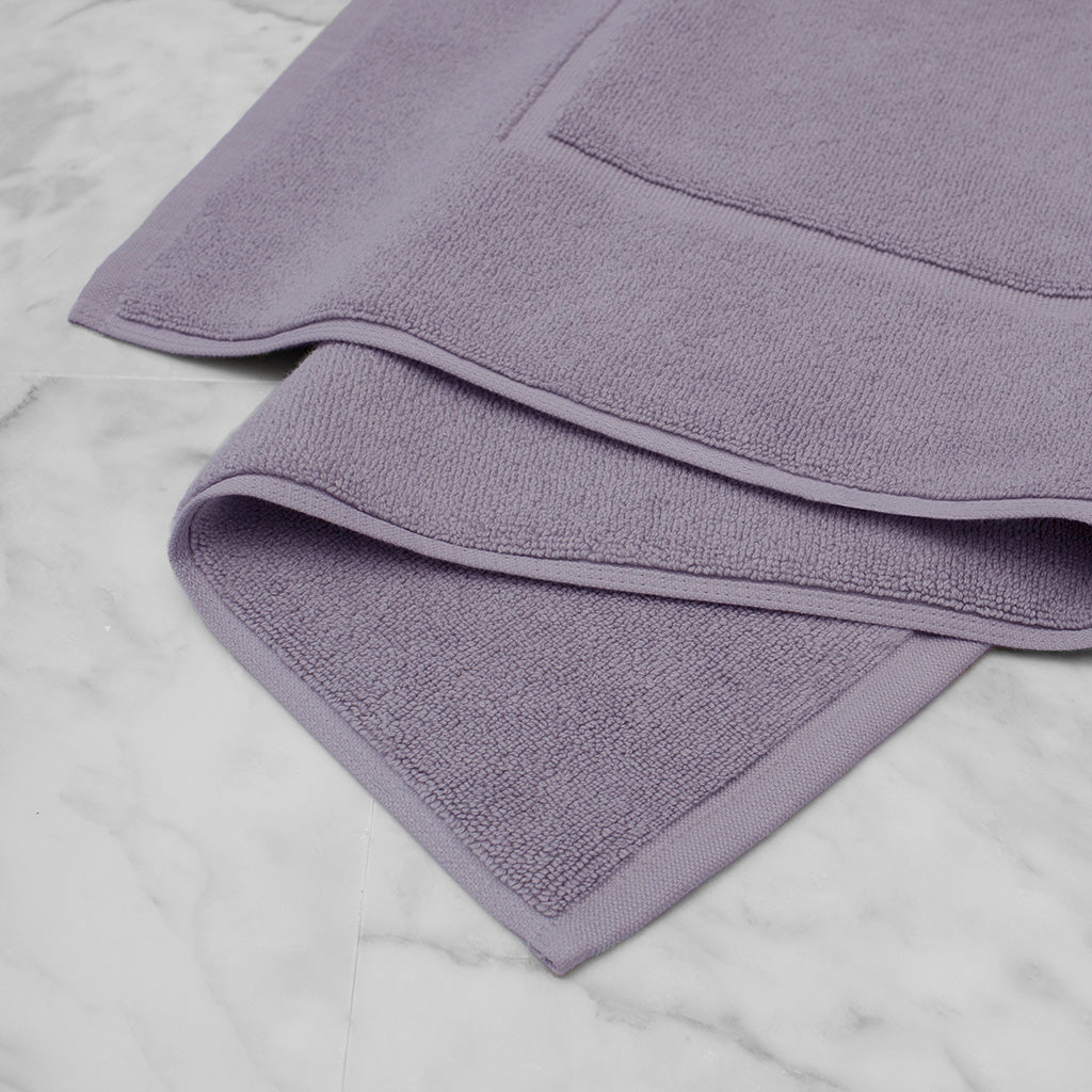 Bedroom inspiration and bedding decor | The Lilac Bath Mat Duvet Cover | Crane and Canopy